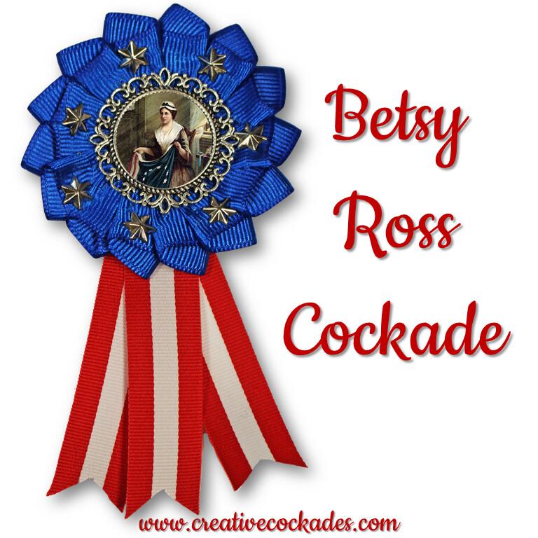 Betsy Ross Cockade