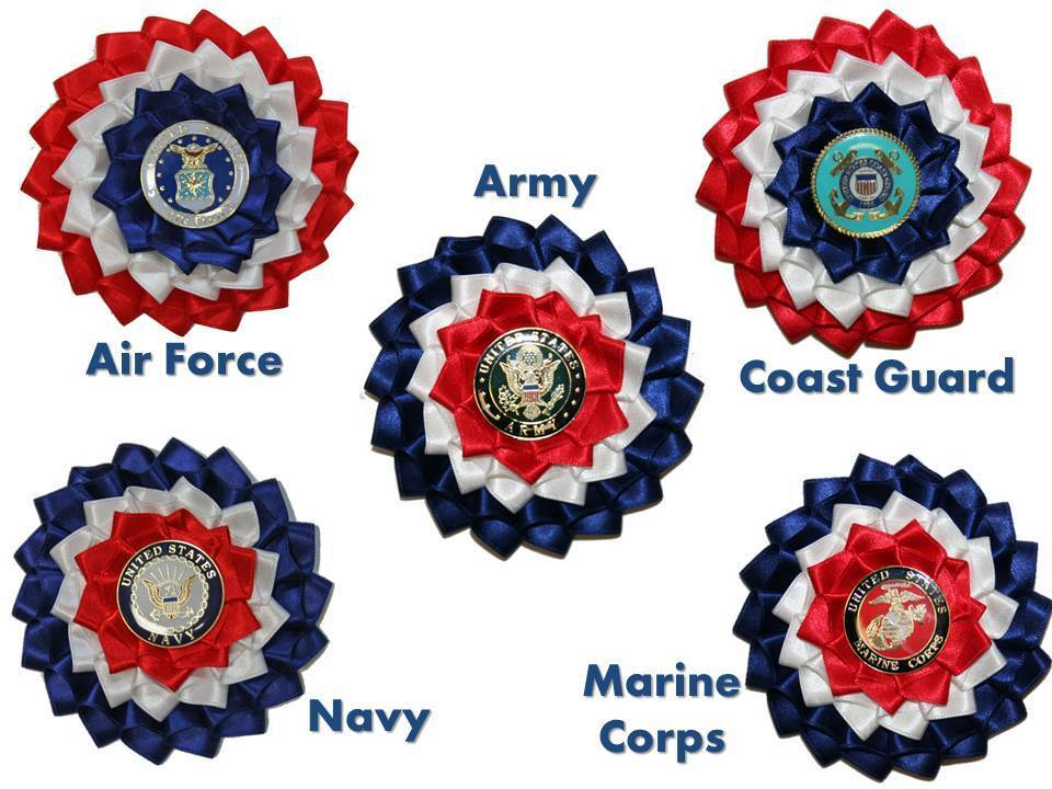 Military Pride Cockade
