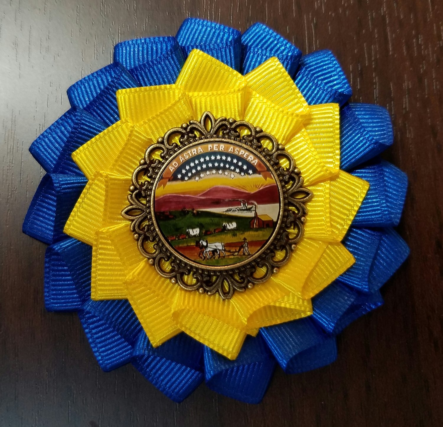 Kansas SAR Cockade