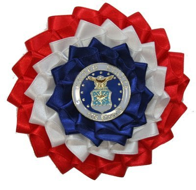 Custom Patriotic Cockade