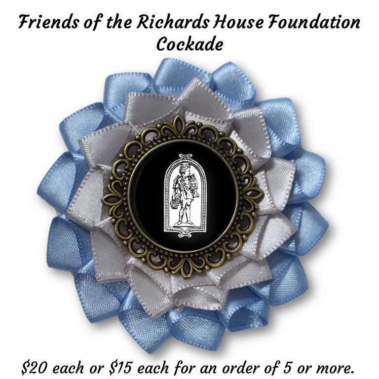 Friends of Richards House Foundation Cockade