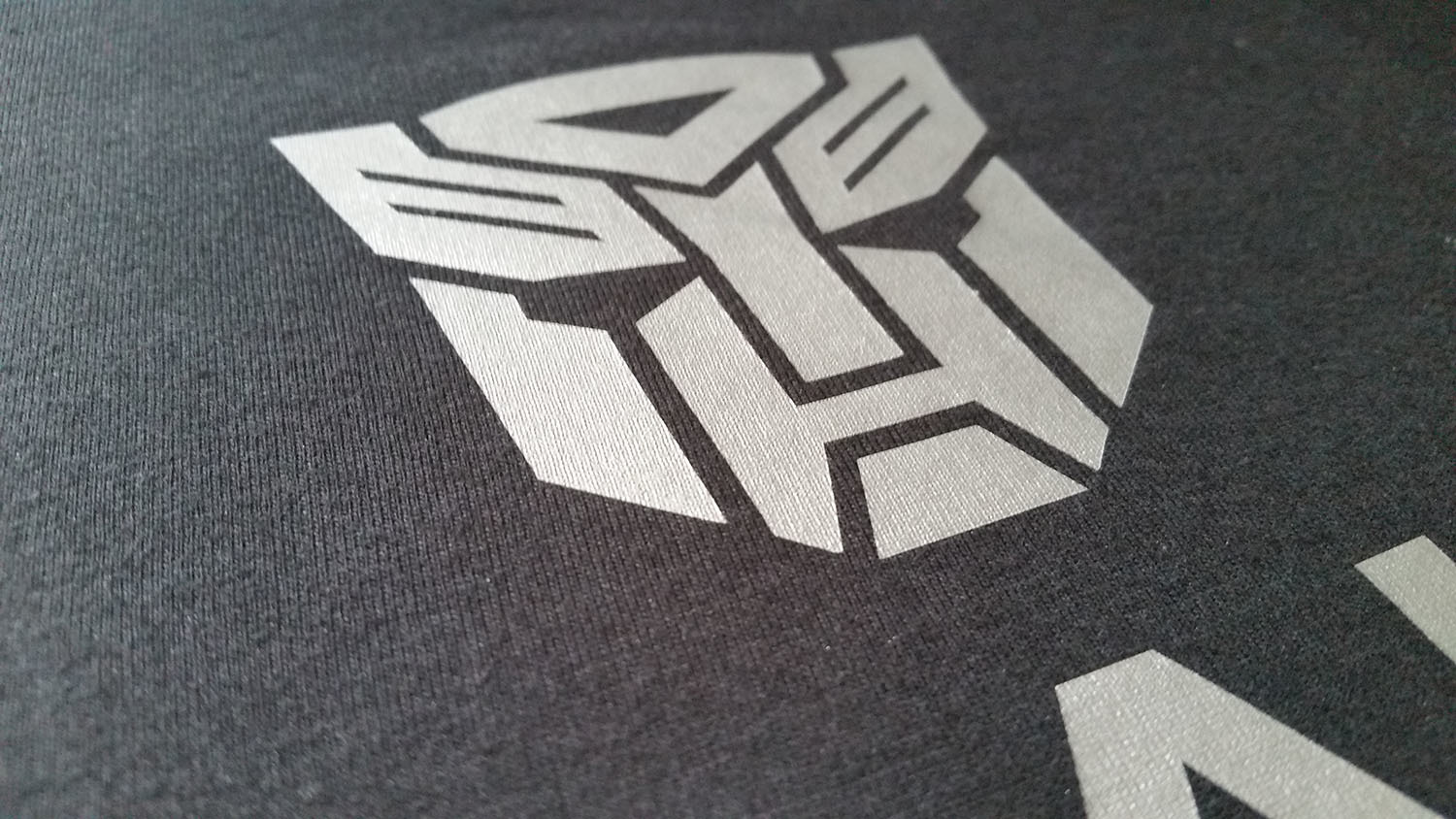 Transformers Original Animated Film Bah Weep Quote Keep Calm Style
