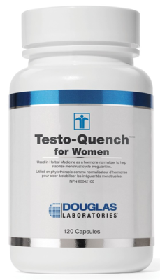 Testo-Quench (TQ) for Women
