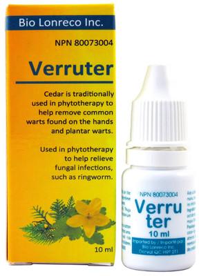 Bio Lonreco Verruter Wart Drops