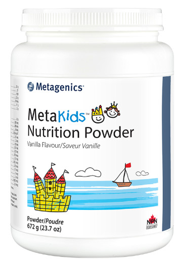 Meta Kids Nutrition Powder