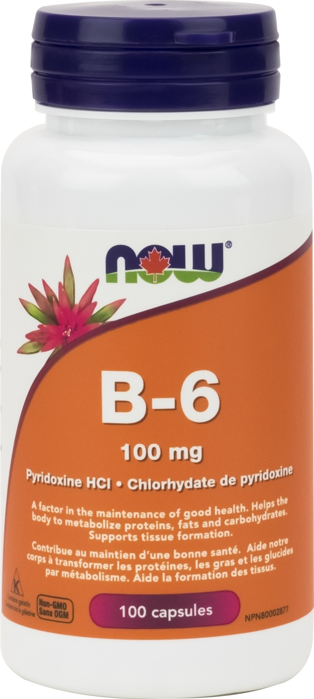 B-6 Pyridoxine