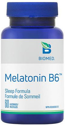 Melatonin + B6