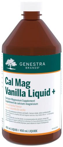 Cal Mag Vanilla Liquid +