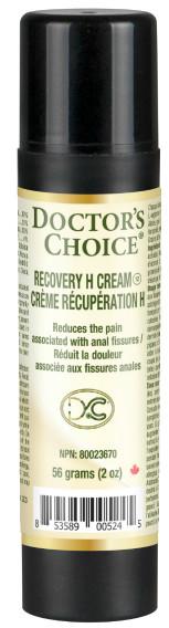 Recovery Hemorrhoid Cream
