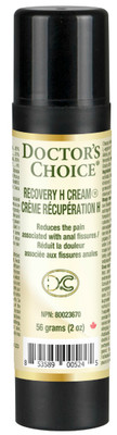 Recovery Hemorrhoid Cream