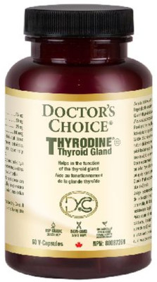 Thyrodine Thyroid Gland