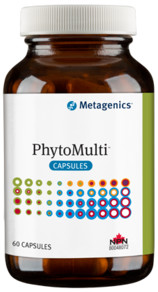 PhytoMulti Capsule No Iron