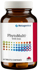 PhytoMulti Tablet With Iron