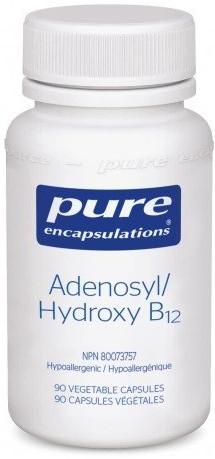 Adenosyl Hydroxy B12 by Pure Encapsulations