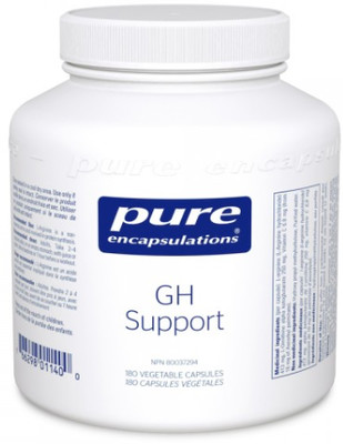 GH (Growth Hormone) Support