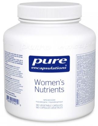 Women's Nutrients