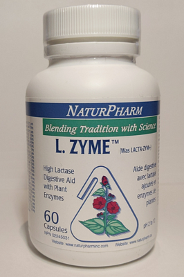 L. Zyme (Dairy Digest)