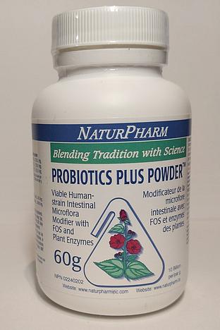 Probiotics Plus Powder
