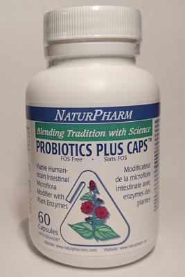 Probiotic Plus Caps Dairy Free