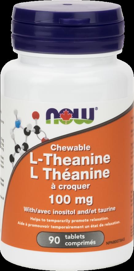 L-Theanine (chews)