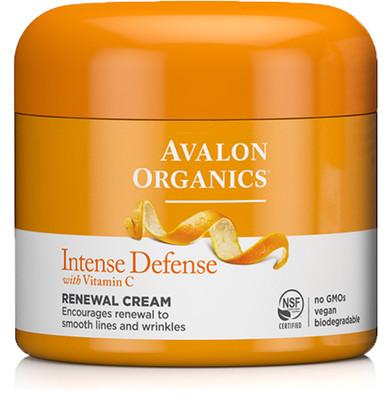 Avalon Vitamin C Renewal Cream