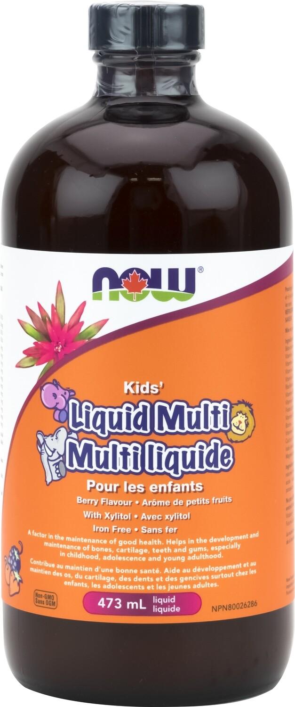 Liquid Multi Kids