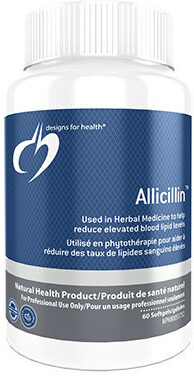 Allicillin by Designs for Health