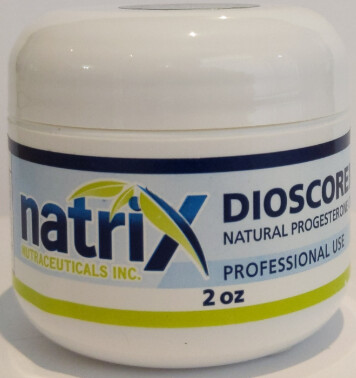 Dioscorene Progesterone Cream (Prescription)