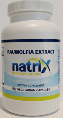 Rauwolfia Blood Pressure (Prescription)