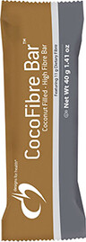 [ Box of 18 Bars ] Coconut Fibre Bar