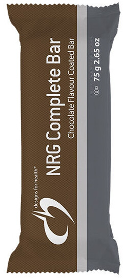 [ Box of 12 Bars ] NRG Complete Protein/Energy