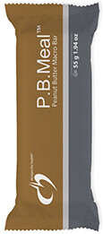 [ Box of 12 Bars ] Peanut Butter Meal