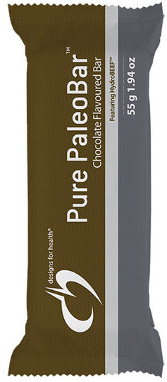 [ Box of 12 Bars ] PURE Paleo Bar Chocolate