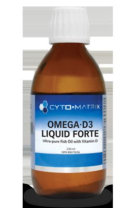 Omega-D3 Liquid Forte