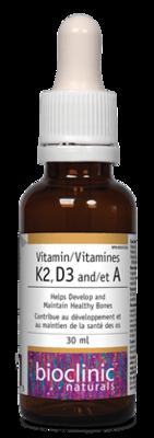 K2, D3 and A Liquid