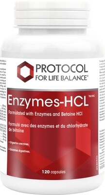 Enzymes-HCL