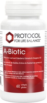 A-Biotic - Natural Anti-Biotic