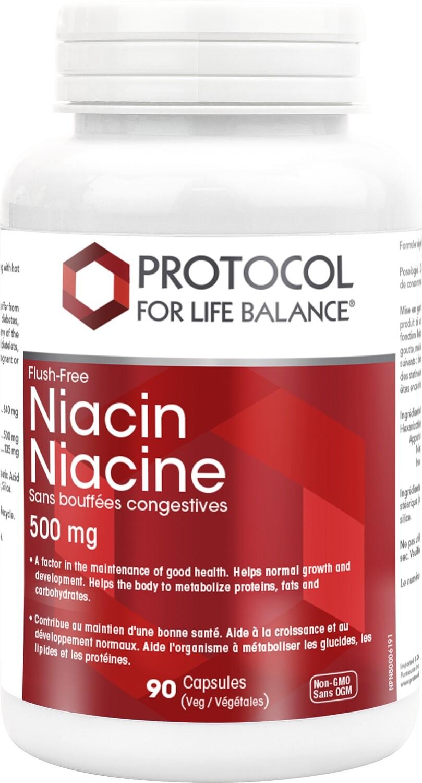 Niacin Flush Free