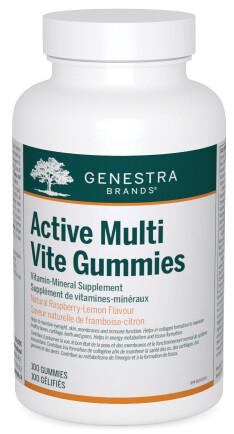 Active Multi Vite Gummies