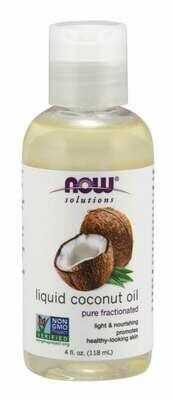 ~Coconut Oil Fractionated