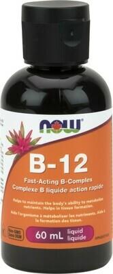 B-12 Liquid (Cyanocobalamin)