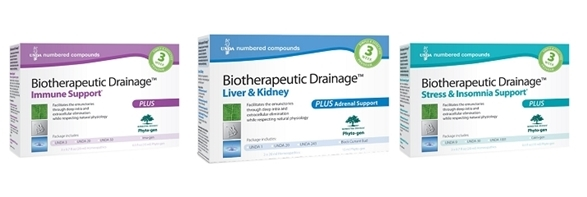 * Bio Therapeutic Drainage Kits