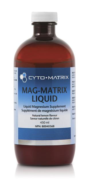 Mag-Matrix Liquid