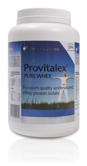 Provitalex Undenatured Whey Protein