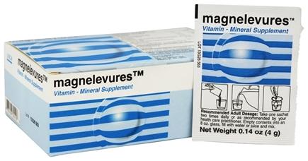 Magnelevures Magnesium + Sachets