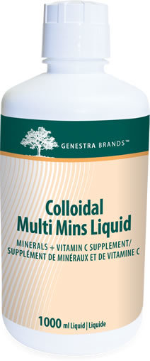Colloidal Multi Mins Liquid