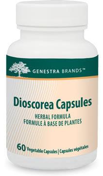 Dioscorea Capsules