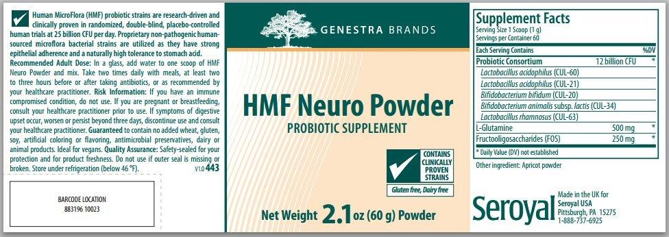 HMF Neuro Powder