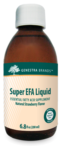 Super EFA Liquid (Strawberry)