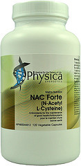 NAC Forte (N-Acetyl L-Cysteine)